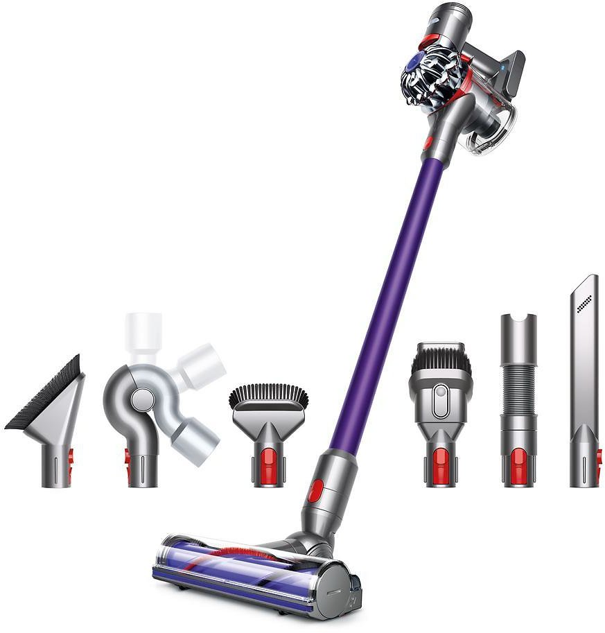 Up to 50% Off Dyson Vacuums & More + Free Ship