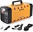 Aeiusny 500W/288Wh Portable Generator, Emergency Power Station, CPAP Backup Lithium Battery Power Supply for Camping Travel Fishing Hurricane : Garden & Outdoor