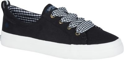 Women's Crest Vibe Gingham Lace Sneaker