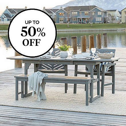 Up To 50% Off Clearance Outdoor Products