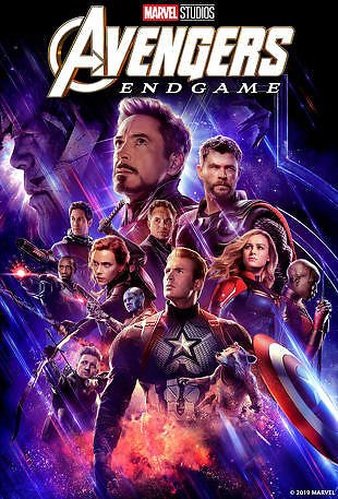 Rent Avengers: Endgame (HD)