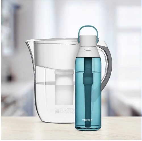 20% Off Water Bottles, Filters & Dispensers