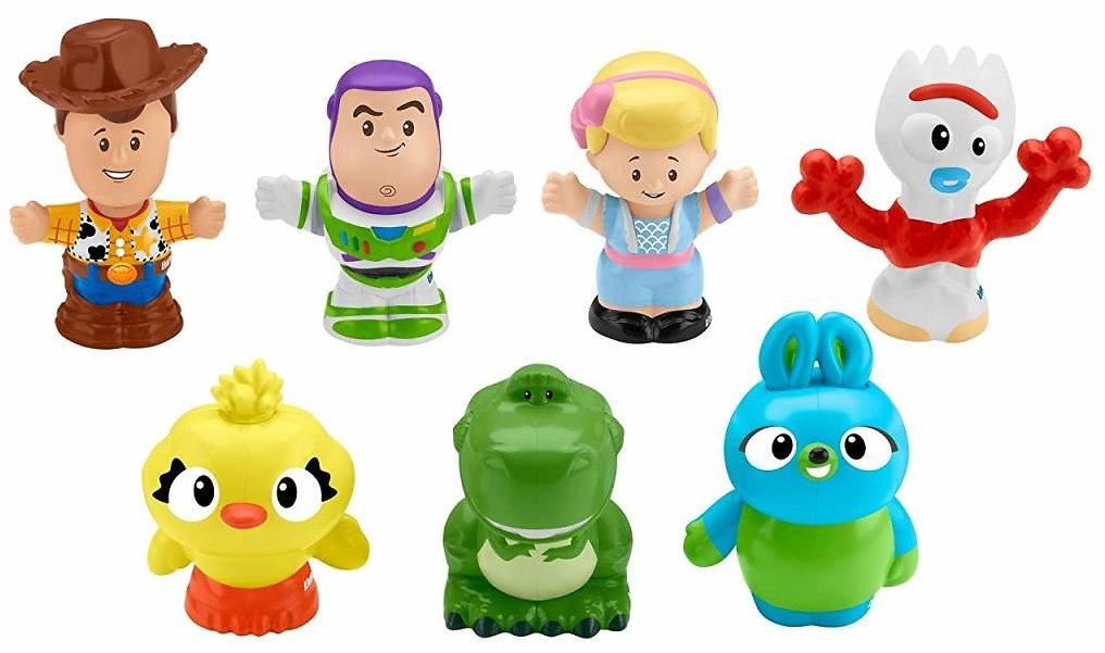 7-Ct Toy Story 4 7 Little People