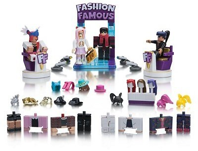 Roblox Celebrity Collection Fashion Famous Playset