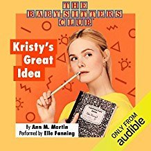 2 Free Baby Sitters Club Books w/ Audible