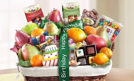 Gift Baskets from 1-800-Baskets.com (Up to 50% Off)