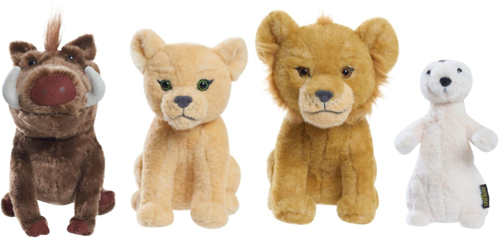 Disney The Lion King Fabric Plush Toy