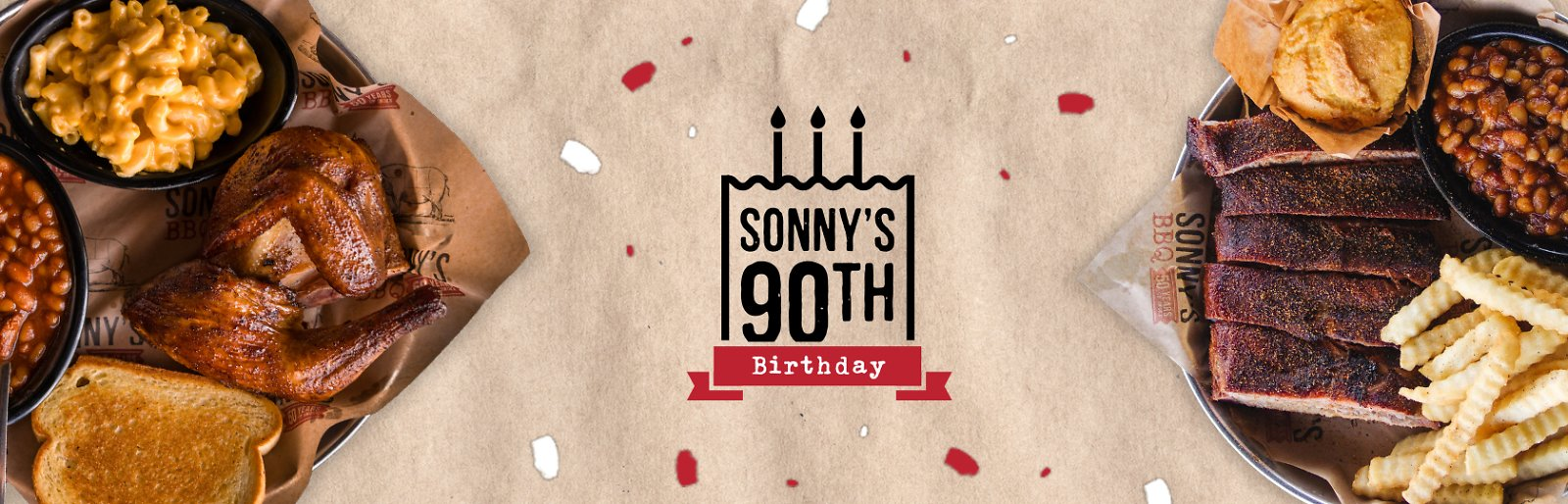 A Gift for You to Celebrate Sonny's 90th Birthday