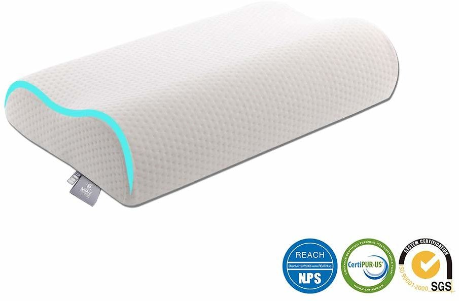 30% OFF MINEHOME Memory Foam Pillow or Neck Support $27.65