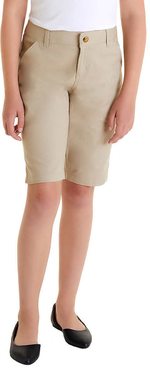 French Toast Youth School Uniform Bermuda Short, 2-pack (2 Colors)