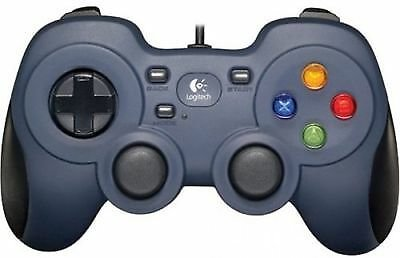 Logitech F310 Gamepad USB Wired Controller for PC with Customizable Buttons 97855066954