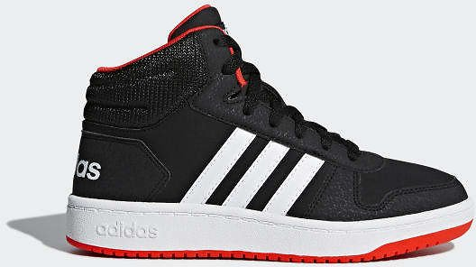 Adidas Kids' Hoops 2.0 Mid Shoes + Ships Free