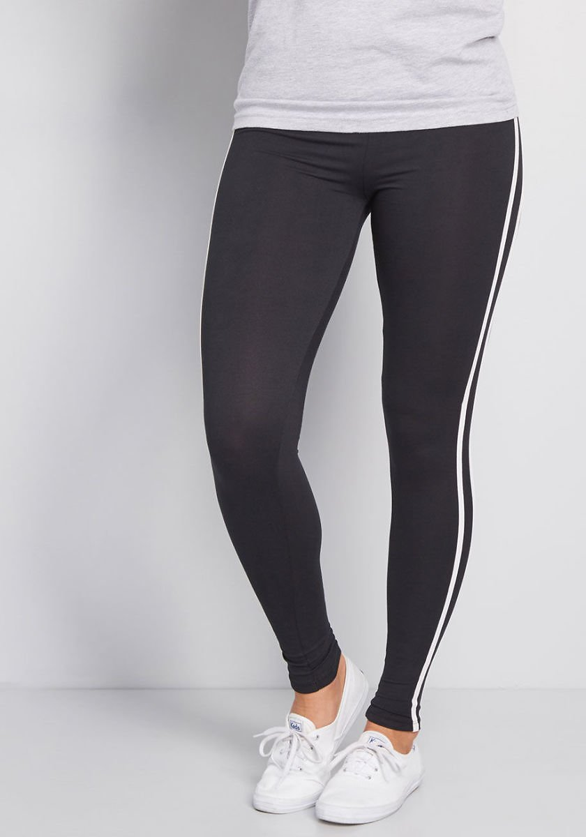From The Sidelines Leggings (2 Colors)
