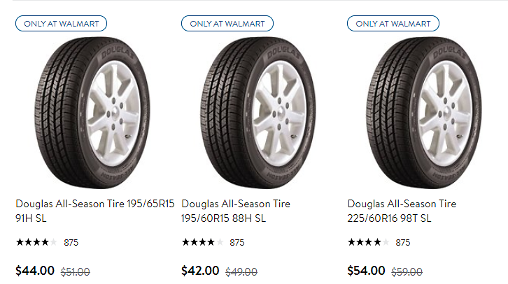 Up to 30% OFF On Passenger Car Tires