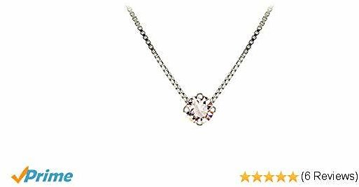 Save 30% Off Martine Wester Crystal Necklace Solitaire Gemstone Pendant Gold Chain Necklaces for Women Fashion Jewelry