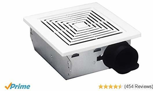 Broan-NuTone Ceiling & Wall Ventilation Fan
