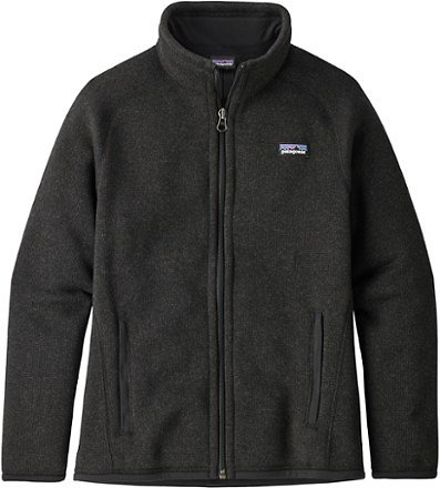 Girls Patagonia Better Sweater Fleece Jacket