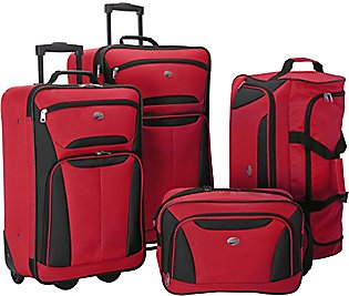 American Tourister Fieldbrook II 4 Pc Nested Set - EBags.com