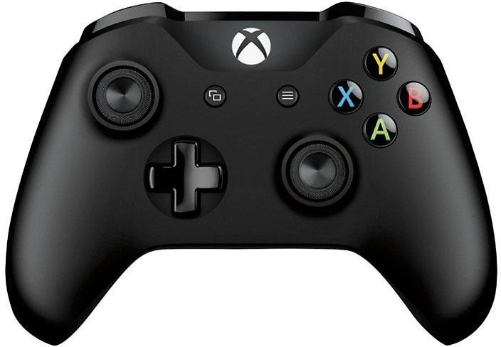 Genuine Microsoft Wireless Controller for Xbox One and Windows 10