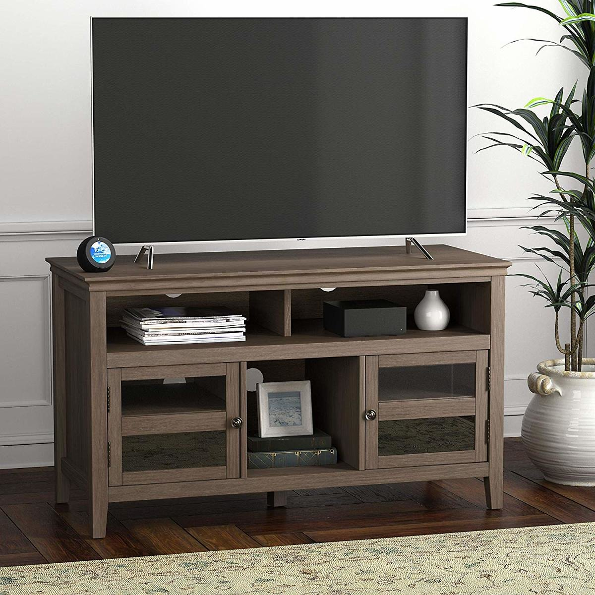 Ravenna Home Classic Solid Wood Media Center, 47
