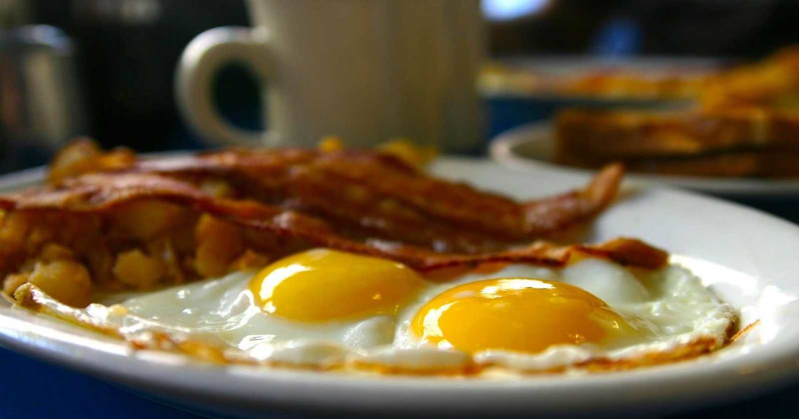 The Price of Bacon and Eggs The Year You Were Born