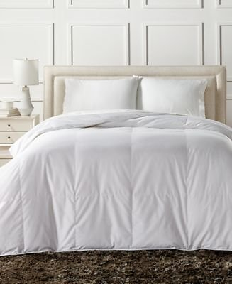 Charter Club European White Down Lightweight Comforters, Created for Macy's & Reviews - Comforters: Down & Alternative - Bed & Bath