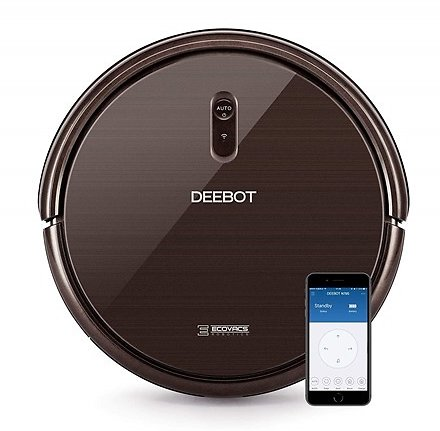 ECOVACS DEEBOT N79S Robotic Vacuum ECOVACS DEEBOT N79S Alexa-Enabled Robotic Vacuum with Scheduling and Remote