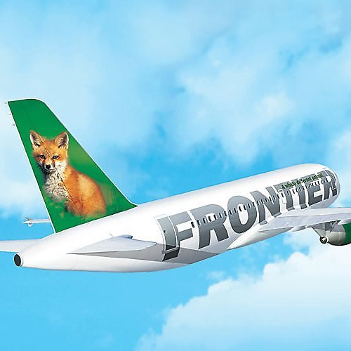 50% or 90% Off Frontier Flights