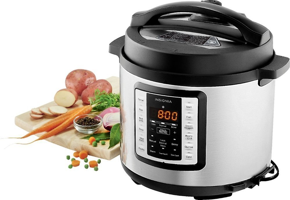 Insignia 6-Quart Multi-Function Pressure Cooker