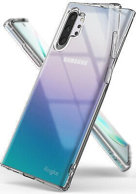For Samsung Galaxy Note 10/ Note 10 Plus Case Ringke [AIR] Clear Slim TPU Cover