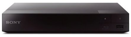 Sony Streaming Blu-ray Disc Player with Built-in Wi-Fi - BDP-S3700