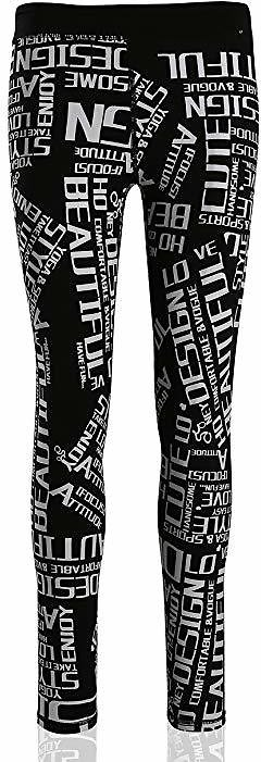 Up to 50% Off Funnyoga Reflex Women's Power Flex Yoga Pants + Free Shipping with Prime