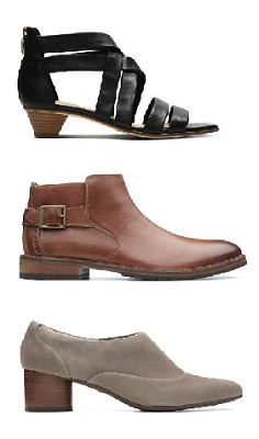 Up to 69% Off Shoes & Boots @Clarks