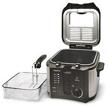 Ambiano 8-Cup Deep Fryer (8/28)