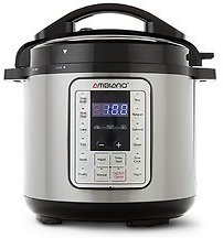 Ambiano 9-in-1 Multi-Use Programmable Pressure Cooker (8/28)