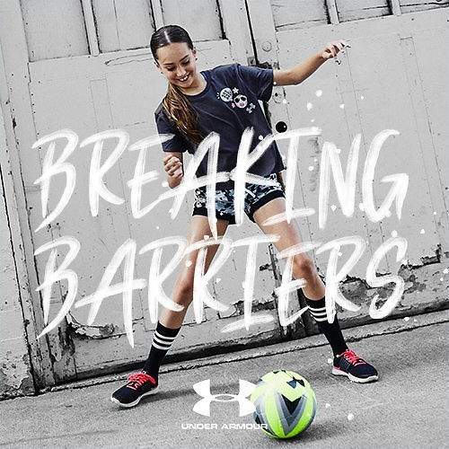 Under Armour®: Girls Up to 40% Off