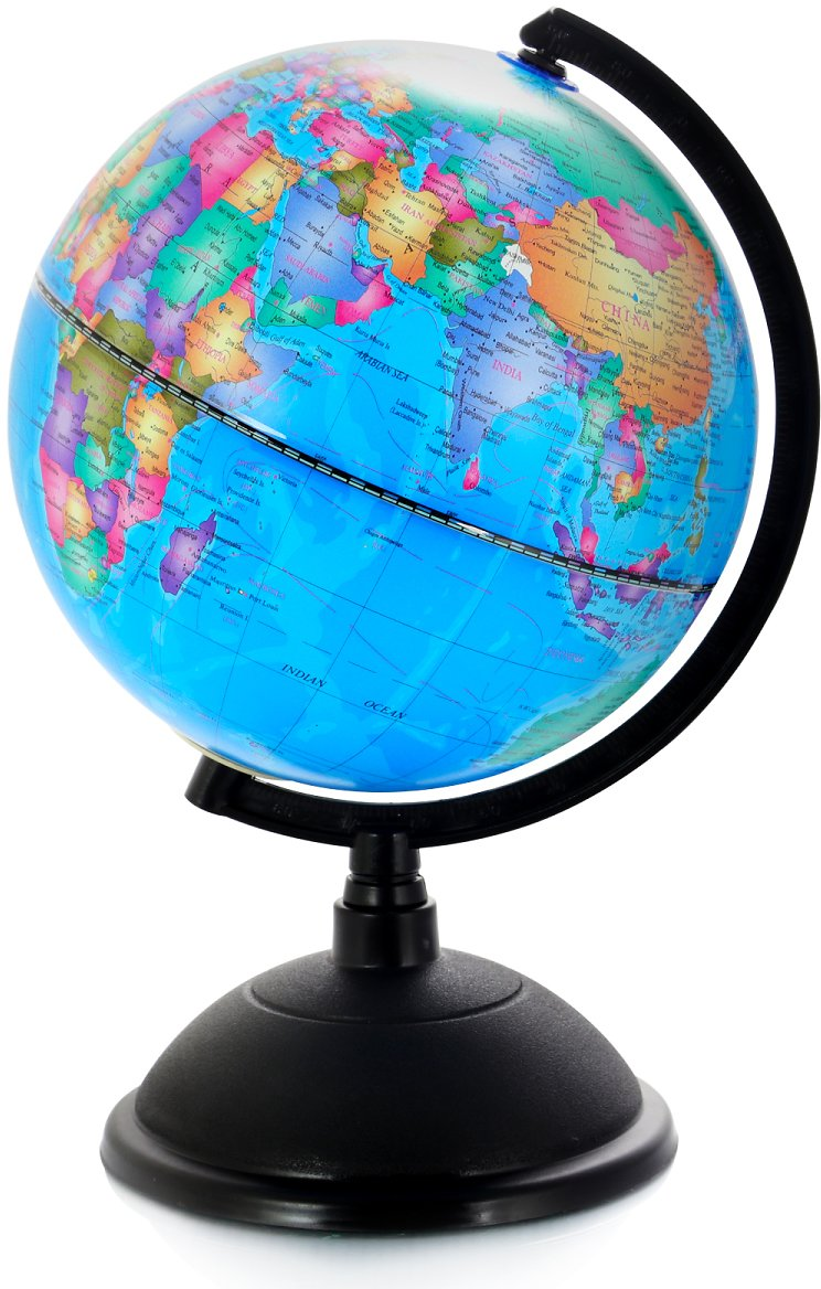 Kids Tech Augmented Reality Globe with App