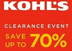 Save Up to 70% OFF CLEARANCE Sale