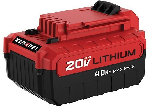 Buying Choices: PORTER-CABLE 20V MAX Lithium Battery, 4 -Amp Hour Battery (PCC685L)