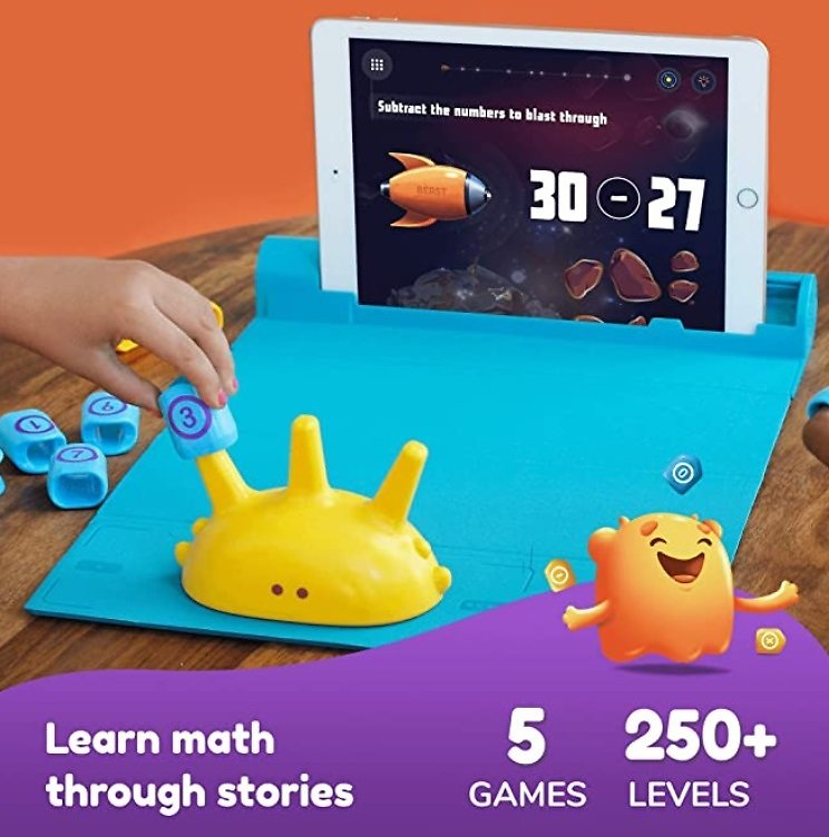Shifu Plugo Count - Math Game with Stories & Puzzles - Ages 5-10