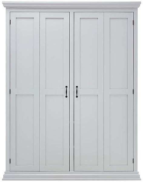 Sawyer Dove Grey Hall Tree Storage Locker