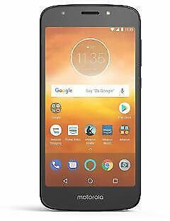 Moto XT1921-2 E5 Play 16 GB Unlocked AT and T/T-Mobile Black 723755129269