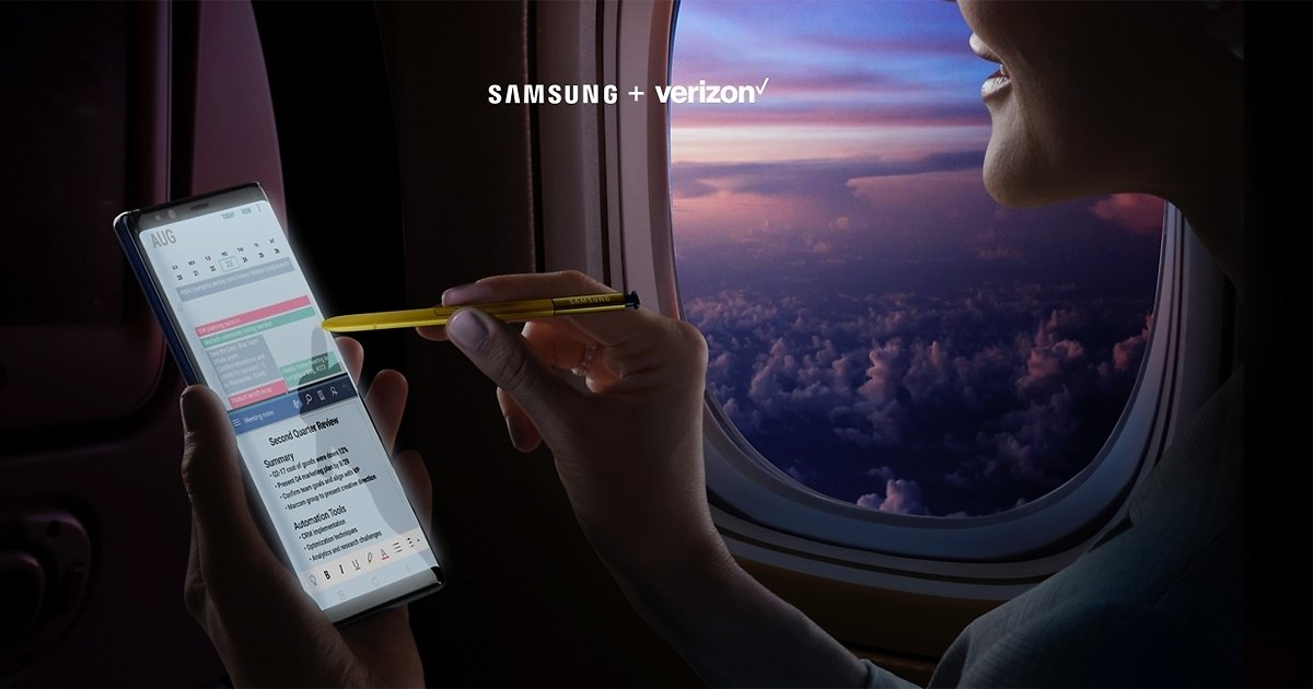 Verizon Samsung Offers For Business