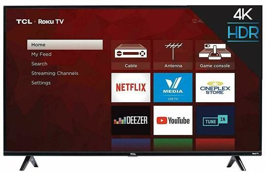 TCL 50S425 50 Inch 2160p 4K LED TV for Sale Online