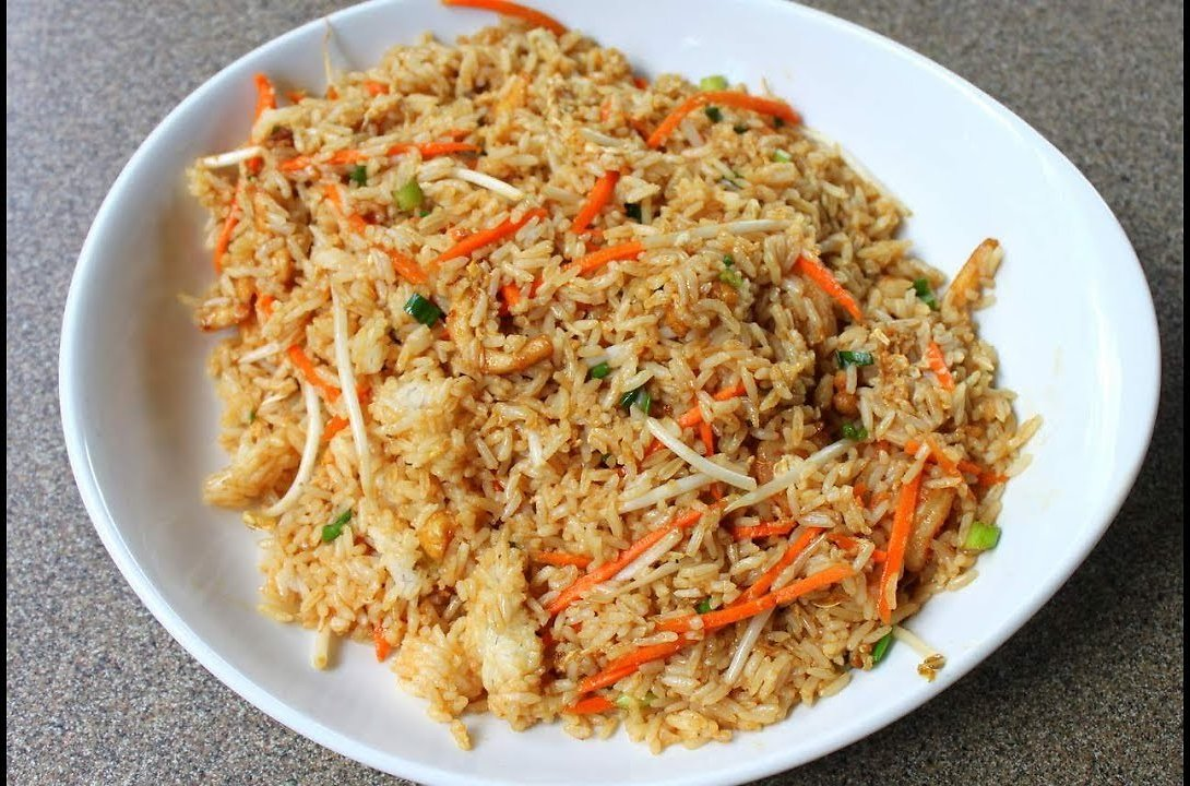 Free Fried Rice WITH DINE-IN ENTRÉE PURCHASE THROUGH 8/28