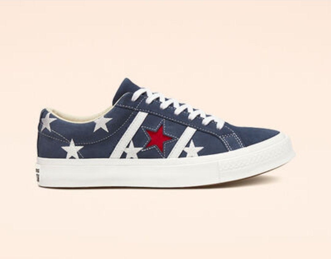 One Star Academy Archive Prints Low Top