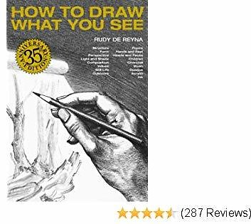 How to Draw What You See (Kindle Ed.)
