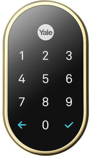 Nest X Yale Lock with Nest Connect (Ships Free)