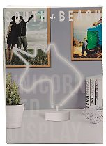 11.8in Unicorn Led Icon On Stand - Candles & Lanterns - T.J.Maxx