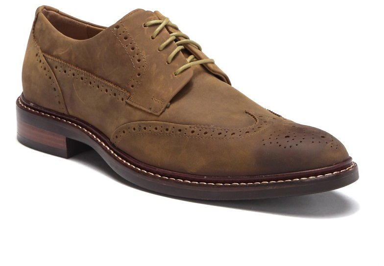 Cole Haan | Warren Welt Wingtip Derby | Nordstrom Rack